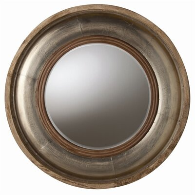 ARTERIORS Home Kathleen Light Wood / Silver Foil Mirror