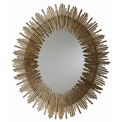 ARTERIORS Home Prescott Iron Oval Mirror