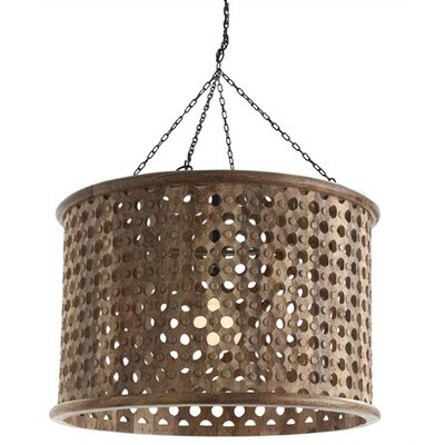 ARTERIORS Home 1 Light Drum Pendant