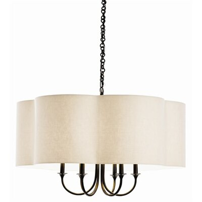 ARTERIORS Home Rittenhouse Large 6 Light Chandelier