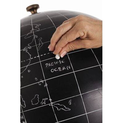 ARTERIORS Home Gaia Globe Sculpture