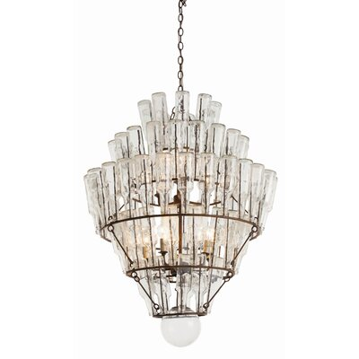 Canton 9 Light Chandelier