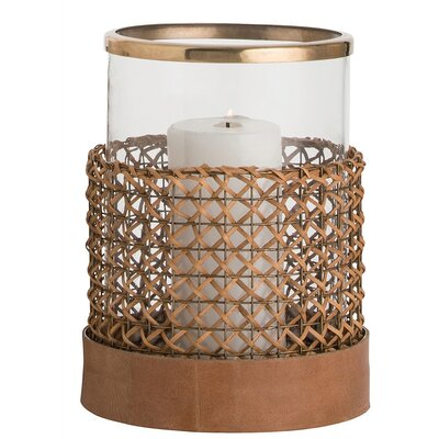ARTERIORS Home Honor Steel / Leather Hurricane