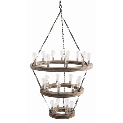 Geoffrey 27 Light Mini Chandelier