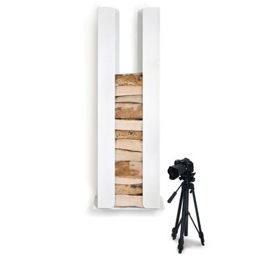 AK47 Karter Steel Wall Log Rack