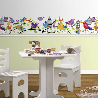 4 Walls Tweety Pie Wallpaper Border