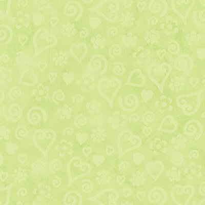 4 Walls Whimisical Wallpaper Tonal Hearts Wallpaper