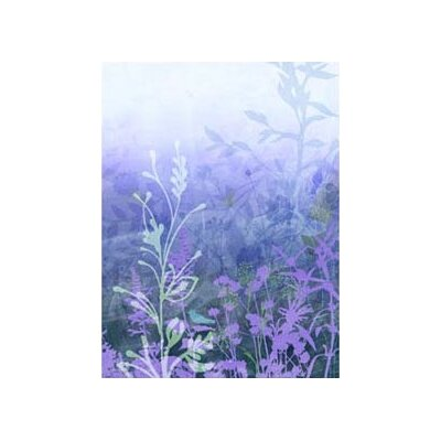 4 Walls Modern Murals Wildflower Wall Mural