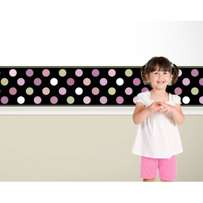4 Walls Candy Dots Border