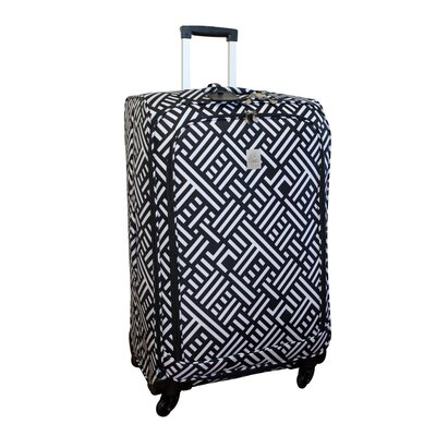 "Jenni Chan Signature 360 Quattro 25"" Upright Spinner Suitcase"