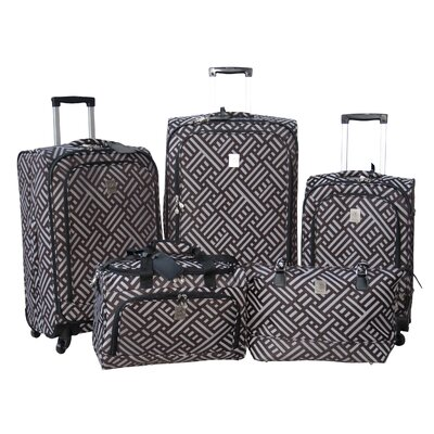 Signature 360 Quattro 5 Piece Luggage Set