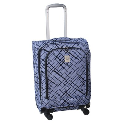 "Jenni Chan Brush Strokes 360 Quattro 21"" Upright Spinner Suitcase"