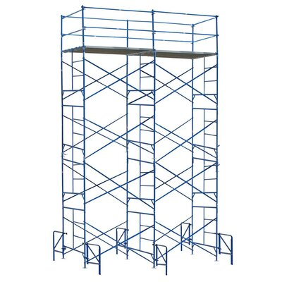 Buffalo Tools 20' H x 14' W Exterior Scaffold Tower