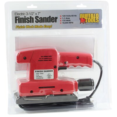 Buffalo Tools Electric Finish Sander