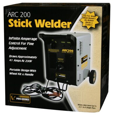 Buffalo Tools Pro Series 230V Arc Welder 200A