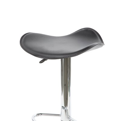 "Buffalo Tools AmeriHome 23.25"" Adjustable Swivel Bar Stool with Cushion"