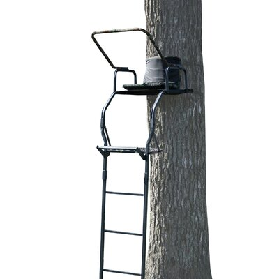 Buffalo Tools Outdoor Deluxe Ladder Stand