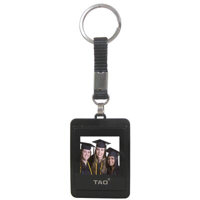Tao Electronics Inc. Digital Photo Key Chain (Pair of 2 Key Chains)