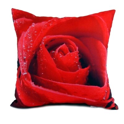 lava Rose Pillow