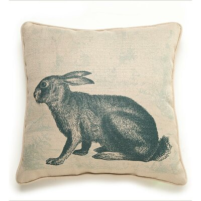lava Lava Rabbit Etching Pillow