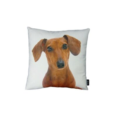 lava Daschund Pillow