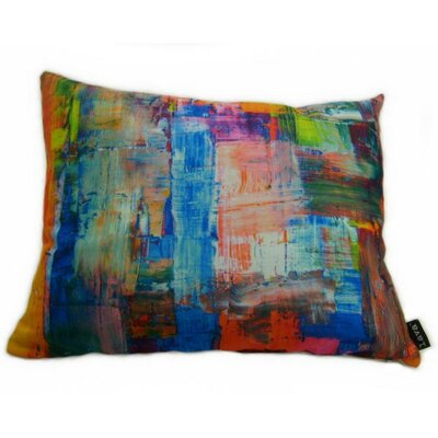 lava Abstract Pillow