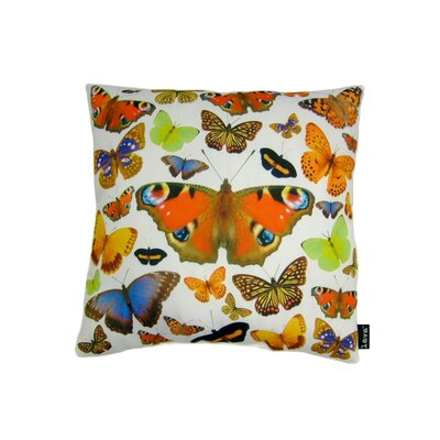 lava Moth Collection Polyester Pillow