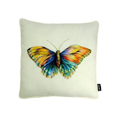 lava Un Papillion Polyester Pillow