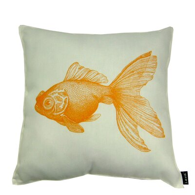 lava Goldfish Polyester Pillow