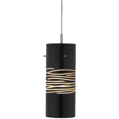 Oggetti Dune 1 Light Line Voltage Pendant