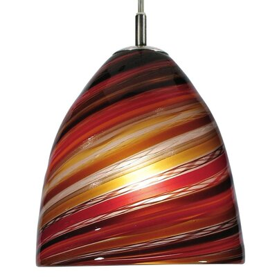 Elan 1 Light Line Voltage Pendant