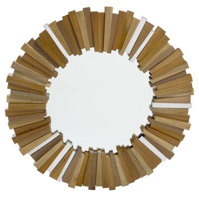 Sari Large Round Mirror