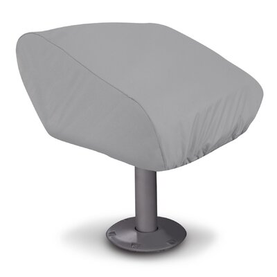 Classic Accessories Hurricane Folding Pedestal Boat Seat Cover