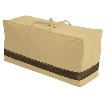 Classic Accessories Veranda Elite Patio Seat Cushion Bag