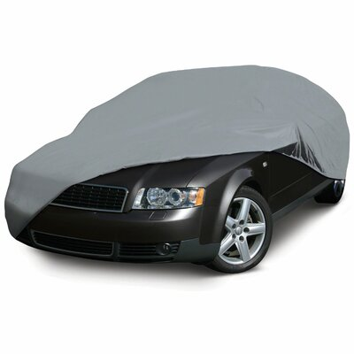 <strong>Classic Accessories</strong> Four Layer Deluxe Car Cover