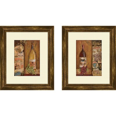 Kitchen Vintage White Framed Art
