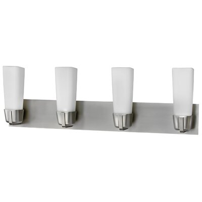 AFX Delta 4 Light Bath Vanity Light