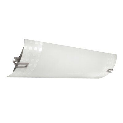 AFX Chase 4 Light Linear Flush Mount