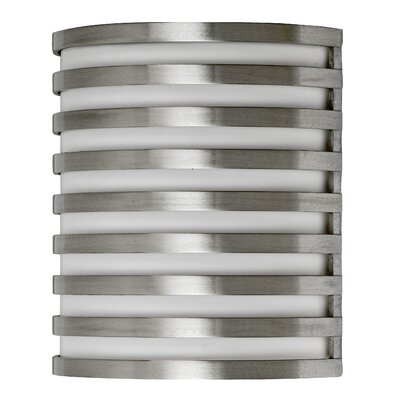 AFX Bilbao 1 Light Outdoor Wall Sconce