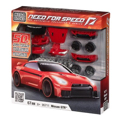 Need for Speed Custom Nissan GTR