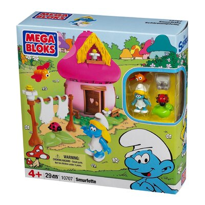 Mega Brands The Smurfs Smurfette