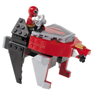 Power Rangers Samurai - Red Lion Folding Zord