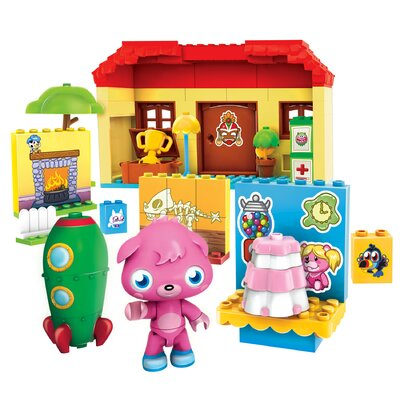 Mega Brands Moshi Monsters - Monster House