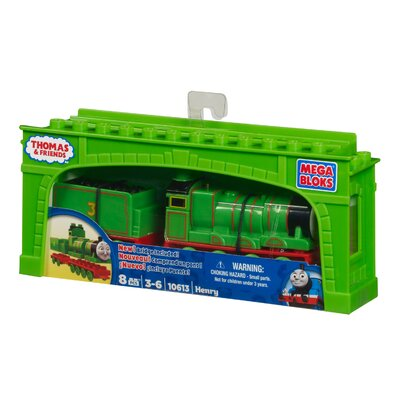 Mega Brands Thomas and Friends Vehicle with Henry