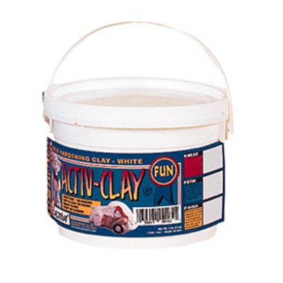 Activa Products Activ-clay Terra Cotta 1 Lb.