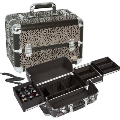 Seya Inc. Leopard Makeup Case