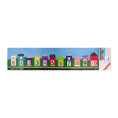 American Educational Products Classroom Number Line