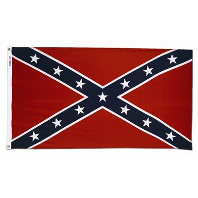 Annin & Company Confederate Battle Traditional Flag