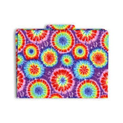 Barker Creek & Lasting Lessons Functional File Folders Tie-dye