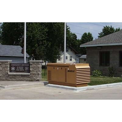 Winco Power Systems 40 Kw Three Phase 277/480 V Natural Gas and Propane Double Fuel Standby Generator